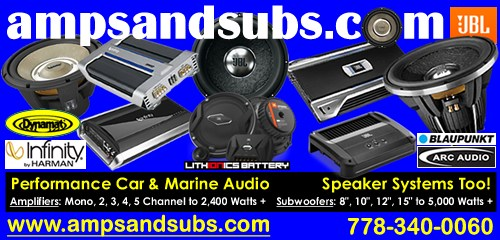 High performance, high quality car and marine audio by JBL, Arc Audio, Infinity, Blaupunkt and Bassworx including CD/ DVD multimedia head unit players, power amplifiers, subwoofers, component speaker systems, electronic crossovers, gold plated RCA interconnect cables, copper power wire , speaker enclosures and much more!
